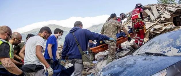 Un aiuto per il terremoto in Centro Italia