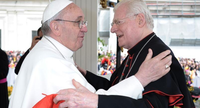 Il 25 marzo 2017 Papa Francesco a Milano