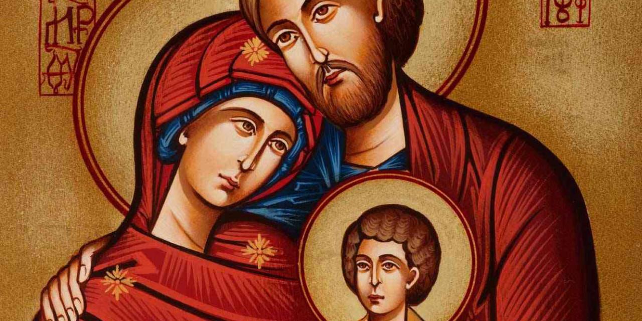 S. Famiglia di Gesù, Maria e Giuseppe