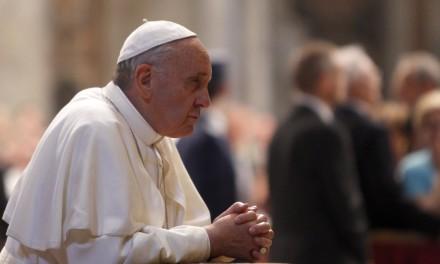 Intenzioni di preghiera verso la visita del Santo Padre