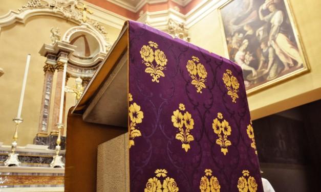Sospese le Messe domenicali della I domenica di Quaresima