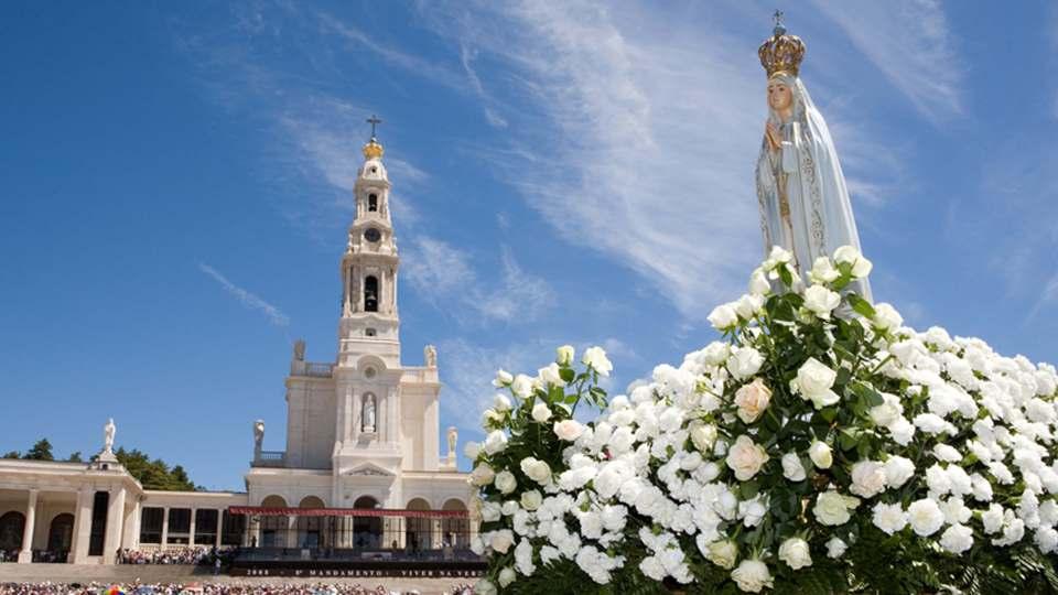 Pellegrinaggio a Fatima 2017