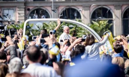 Benvenuto Papa Francesco. Le tappe della visita