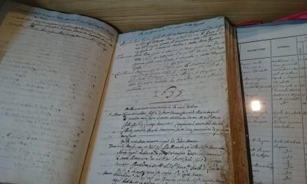 Creatività: importi finalizzati al restauro dei registri