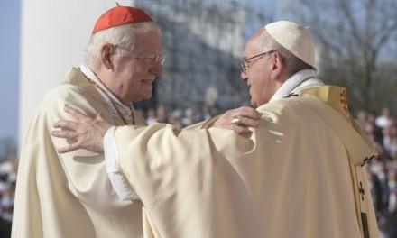 Papa Francesco scrive a Scola: «L'affetto di Milano è segno di amore alla Chiesa»