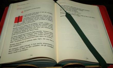 La proclamazione del testo