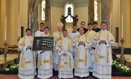 La Diocesi in festa per le nuove ordinazioni sacerdotali