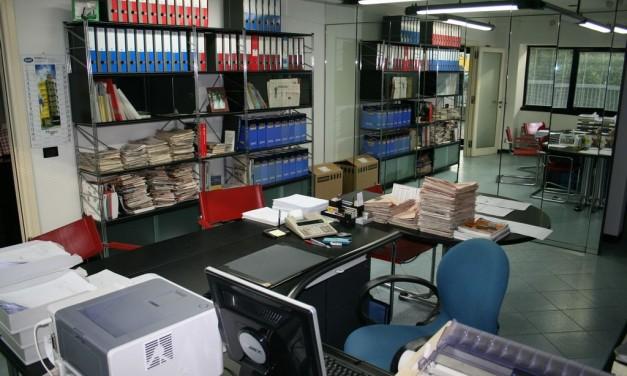 L'Ufficio Amministrativo