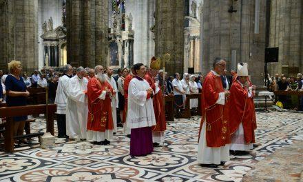 Delpini: «Gratitudine per il card. Martini e i Vescovi di Milano a servizio dell'unità della nostra Chiesa»
