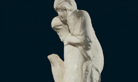 Delpini, la Pietà Rondanini illustra la preghiera per la Chiesa di Milano