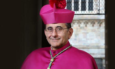 L'ingresso ufficiale dell'arcivescovo Delpini