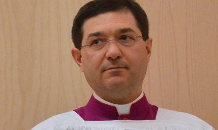 Mons. Claudio Fontana, Segretario dell'Arcivescovo Delpini