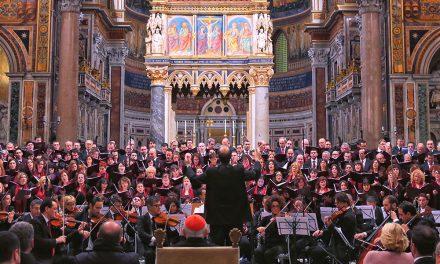 Gran Concerto del coro della Diocesi di Roma