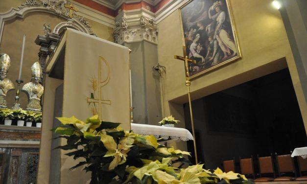 Celebrazioni nel tempo del Natale del Signore nelle parrocchie della Comunità