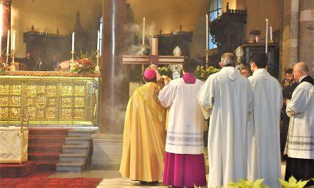 Celebrazione di apertura del Sinodo Minore «Chiesa delle Genti»