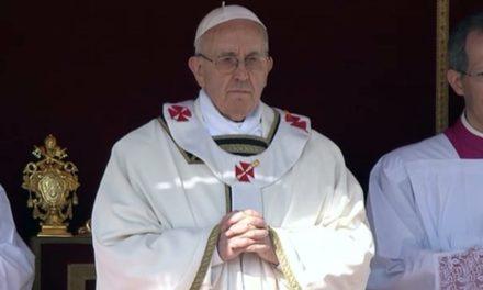 Il Papa: «Uomini e donne di buona volontà» insieme per sconfiggere «il dilagare dell'iniquità nel mondo»