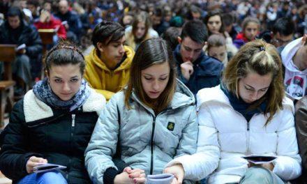Ritiro di Quaresima per gli adolescenti