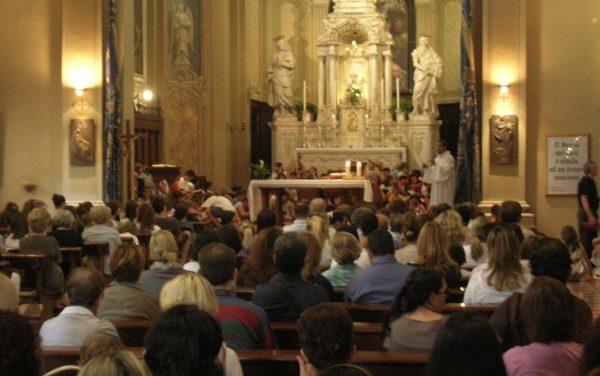 Modifica orari Ss. Messe Feriali