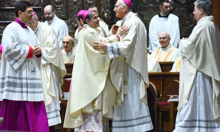 Monsignor Agnesi nuovo Vicario generale