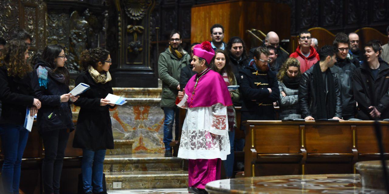 """""""Traditio Symboli"""". Giovani cristiani protagonisti del domani dell'Europa, esempio per tutti"""