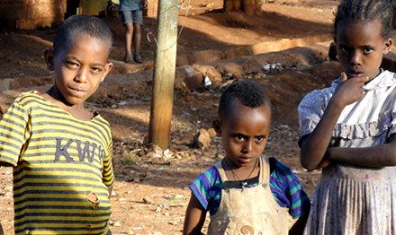 Centro aiuti per l'Etiopia: essere titolari del diritto alla vita