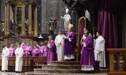 Avvento ambrosiano, le Messe in Duomo