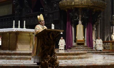 Meditare il Vangelo e il sacramento della Riconciliazione per vivere al meglio l'attesa