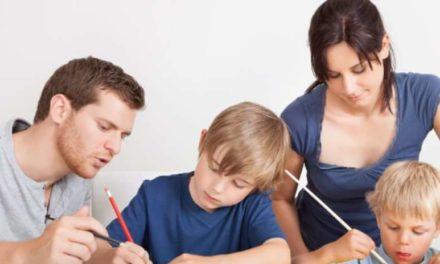 Educazione in famiglia oggi