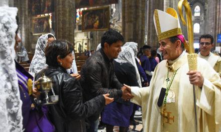 La Chiesa dalle genti, fedele alla sua identità ambrosiana