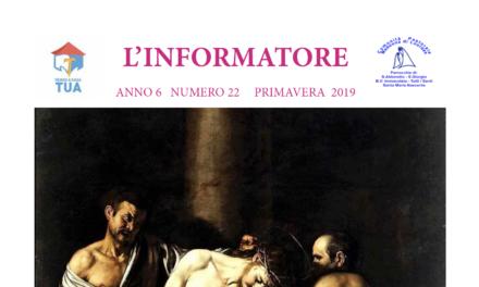 L'Informatore, Primavera 2019