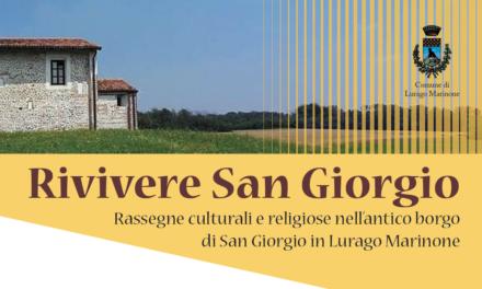Rivivere San Giorgio