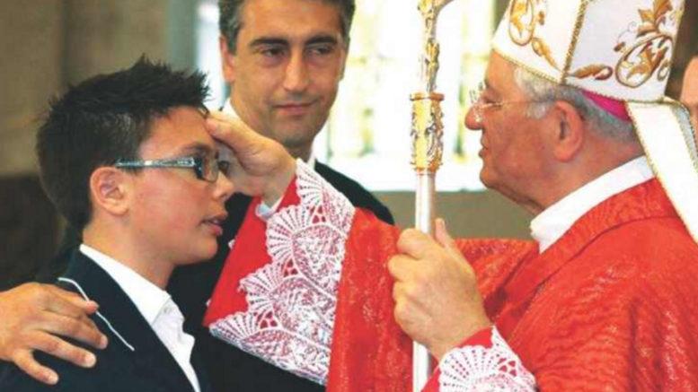 Norme generali padrine e madrine del battesimo e della confermazione