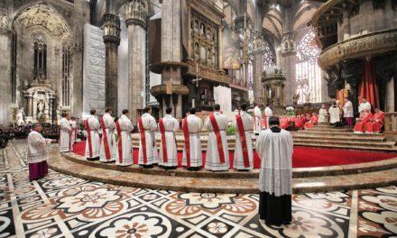 «Essere prete è una grazia da vivere sempre con gioia e speranza a servizio della Chiesa»