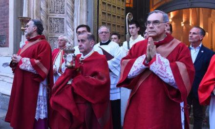 L'Arcivescovo al Corpus Domini: «Costruire una città che sia dimora della speranza»