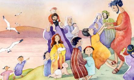 Catechesi in famiglia verso la Pasqua