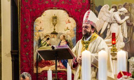 Celebrazione Eucaristica Vigiliare di apertura della Missione Popolare