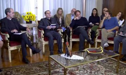 Gruppi di ascolto, il filmato della serata con l'Arcivescovo