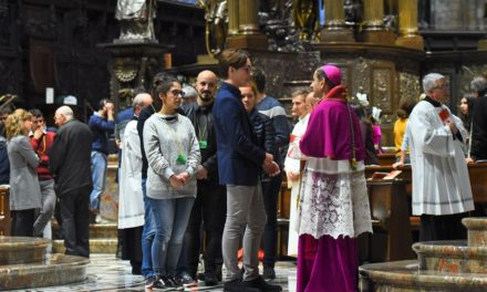 Veglia Missionaria in Duomo