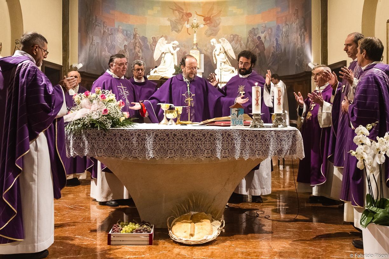 Celebrazione di apertura della Missione Popolare presieduta da S.Ecc. Mons. Paolo Martinelli