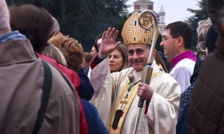 «Milano, non dimenticare la tua vocazione a guardare verso Dio e, con coraggio, al futuro»