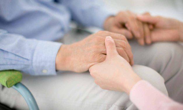 Visita agli anziani e ai malati