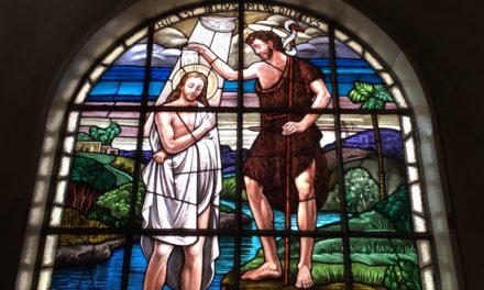Primo Anniversario del Battesimo