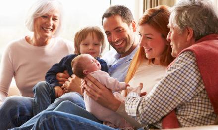 Famiglia in festa con un nuovo slancio missionario