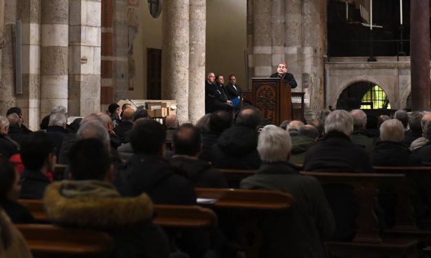 L'Arcivescovo ai membri dei Caep: «Da collaboratori a corresponsabili»