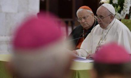 Papa Francesco: «Nessuna alternativa alla pace»