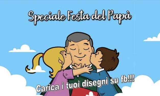 Festa del papà: condividi i tuoi disegni