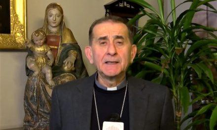 L'Arcivescovo: «Viviamo questi giorni nella speranza e nella solidarietà»