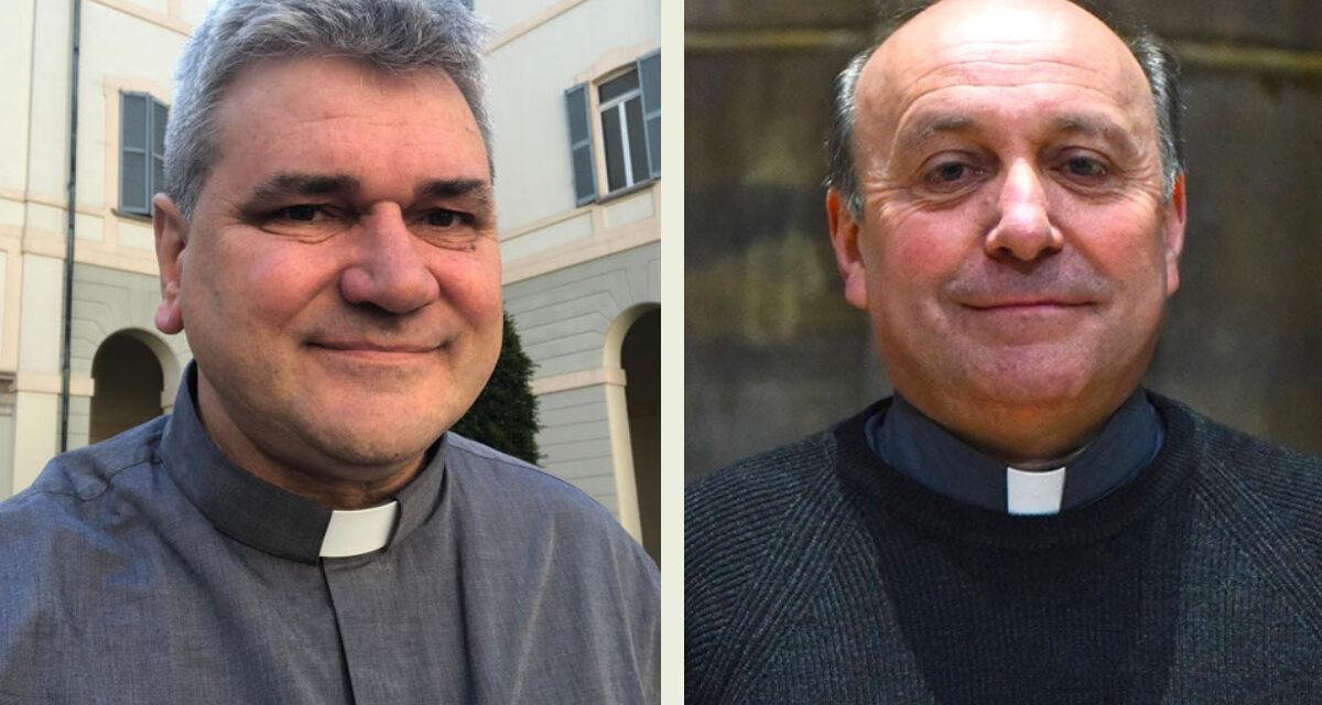 I due vescovi ausiliari, un dono per la diocesi