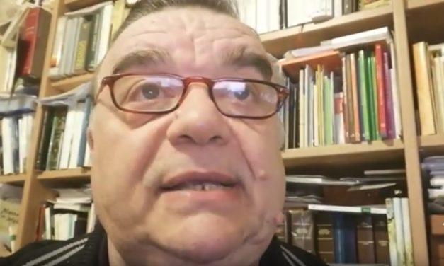 Il racconto di don Walter per la Domenica delle Palme