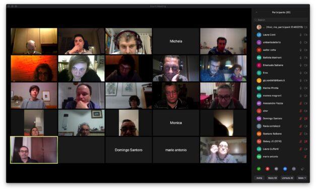 Fase 2: il consiglio pastorale si riunisce nuovamente